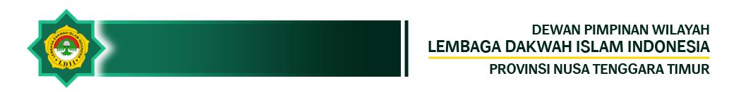 Website Resmi LDII NTT | DPW LDII NTT